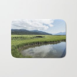 Potter Marsh Bird Sanctuary Bath Mat