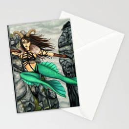 Pole Stars - CAPRICORN Stationery Cards