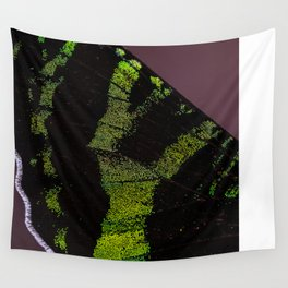 I dreamed I was a butterfly, flitting around in the sky; then I awoke. Wall Tapestry