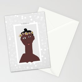 breasts impress no 2 Stationery Cards