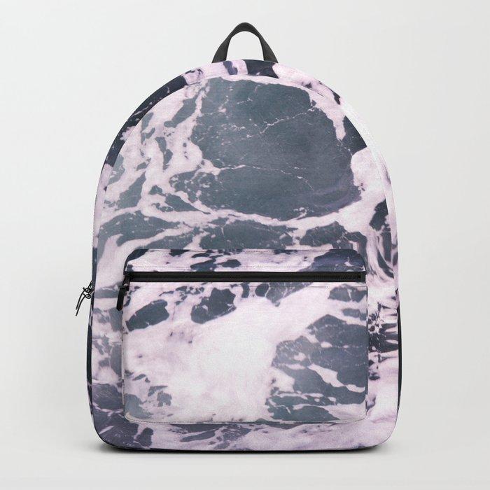 Marbled Waves Backpack