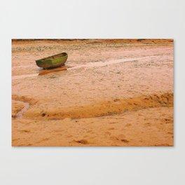 Norfolk Saltmarsh Canvas Print