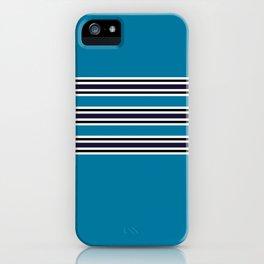 Classic Polo Stripe  iPhone Case
