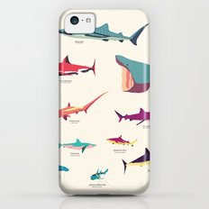 Sharks iPhone 5c Slim Case