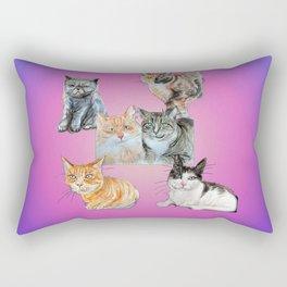 Rasmuss and friends Rectangular Pillow