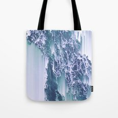 Comes and goes (in waves) Tote Bag
