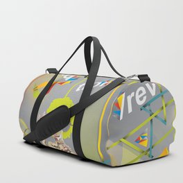 Abstractionist – Revolution Duffle Bag