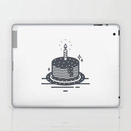 Cake decorated with stars Laptop & iPad Skin