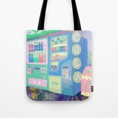Pop Station Tote Bag
