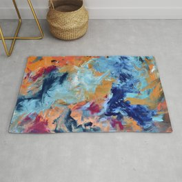 The Colour of Sound No. 1 Rug