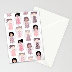 Yarn angels Stationery Cards