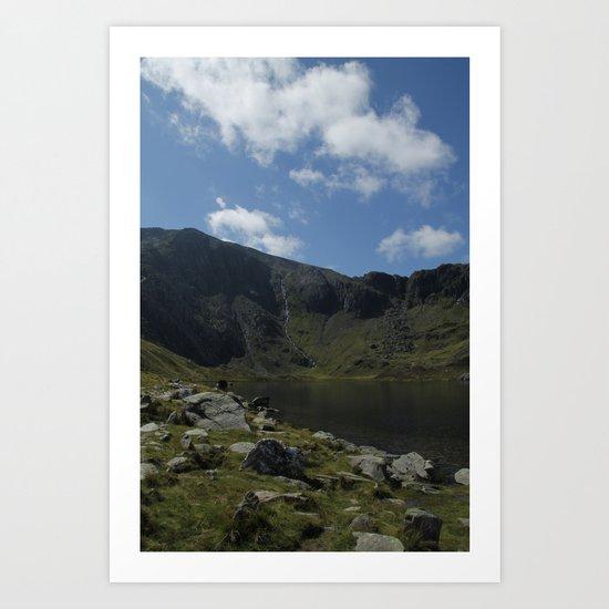 Wales III Art Print