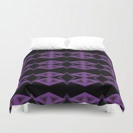 Purple Vision Duvet Cover