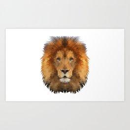 Lionpoly Art Print