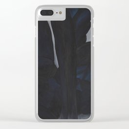 Cell Phone Oil Smudges. Clear iPhone Case