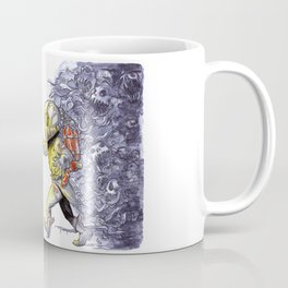 Candy-Trooper, Out of the Dark Coffee Mug