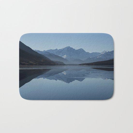 Idyllic Lake Bath Mat