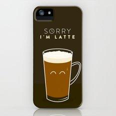 sorry, I'm latte iPhone (5, 5s) Slim Case