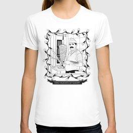 Saint Mustafà of Tzatziki T-shirt