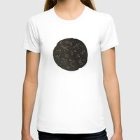 constellations T-shirts featuring Constellations by Roxanne Bee