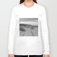journey Long Sleeve T-shirts featuring Journey by Casey Sprau