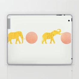 Elephant Roll Laptop & iPad Skin