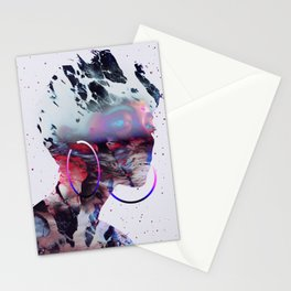 Le regard de Dieu Stationery Cards