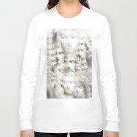 sleep Long Sleeve T-shirts featuring Sleep by GLR67