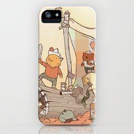 Smallwoods Pirates iPhone Case