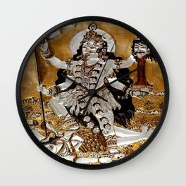 Kali Wall Clock