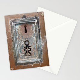 Keyholes Stationery Cards