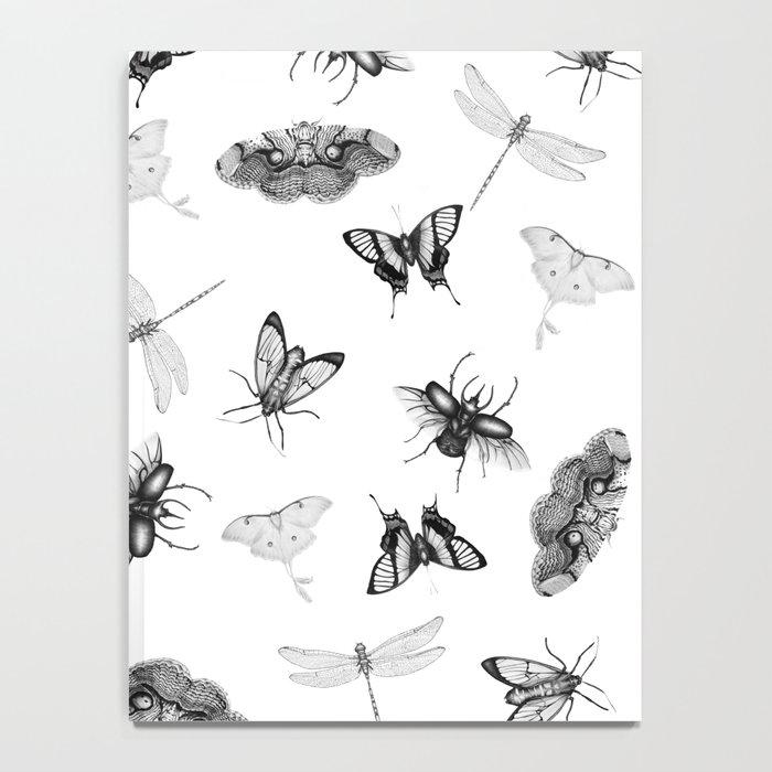 Entomologist Dreams Notebook