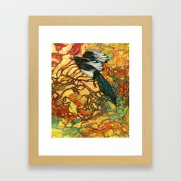 Fortune Collector Framed Art Print