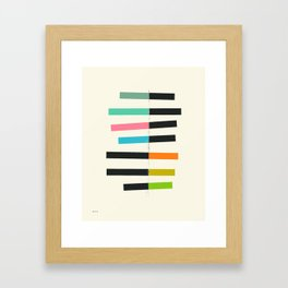 CONNECTIONS (9) Framed Art Print