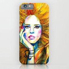 Leo Zodiac iPhone 6s Slim Case