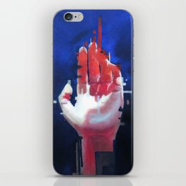Transcedence iPhone Skin