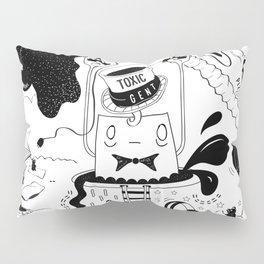 Toxic Gent Pillow Sham