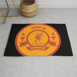 This Is Liverpool Rug