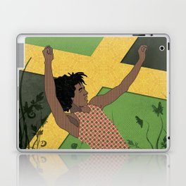 Raggae Man Laptop & iPad Skin