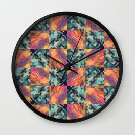 Somewhere in Paradise Wall Clock