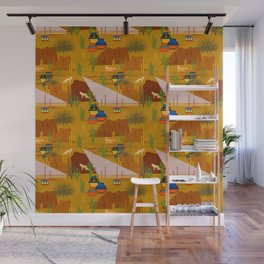 Desert Modernism-Southwest Culture and Architecture Wall Mural