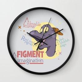 Lovable Fellow Wall Clock