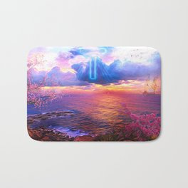 Center of faith Bath Mat