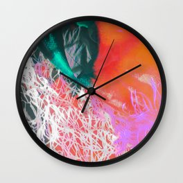 Tangy Dream Wall Clock