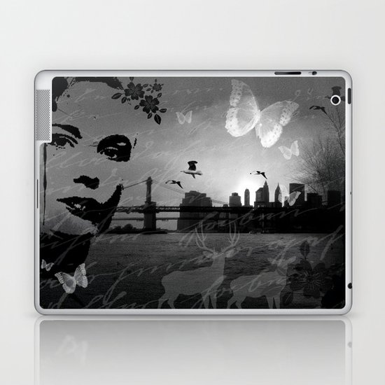 City in nature Laptop & iPad Skin
