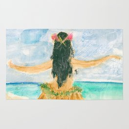 Island Movement Rug