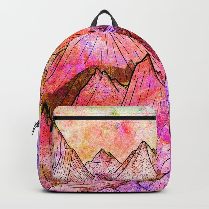 Peaks of Colours Backpack