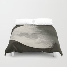 Black white and space duvet covers society6 black and white moon gumiabroncs Gallery