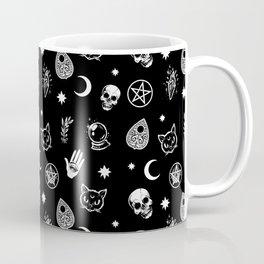 Witch pattern Coffee Mug