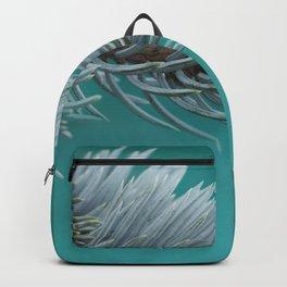 Blue spruce 3 Backpack